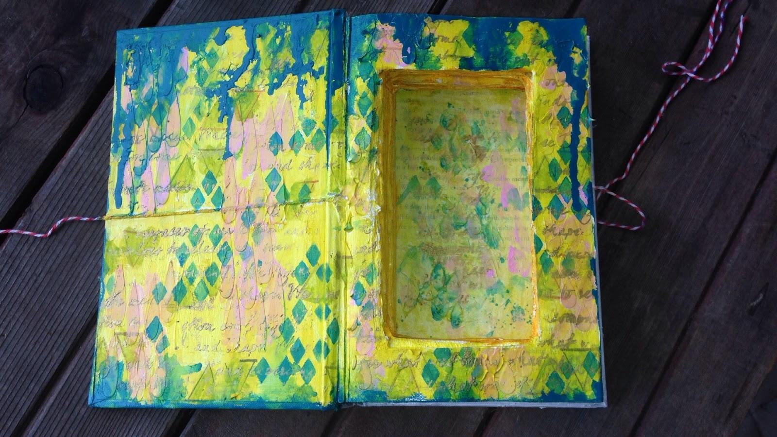 Sobre el arte y otras aventuras: Un libro sorpresa - Subida al ...