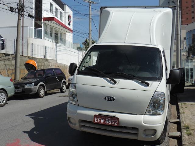 Caminhão clonado suspeito de participar de roubo de carga é localizado pela Guarda Municipal de Jundiaí