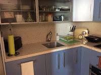 apartamento en venta avenida ferrandis salvador benicasim cocina