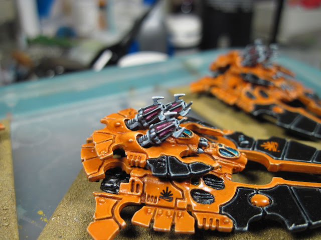 Epic Eldar Void Spinner Array