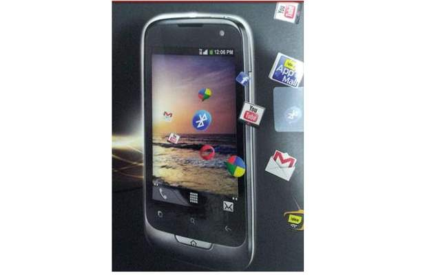 Idea launched 3G Android smartphone for Rs 7190