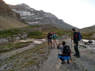 Fotografiando el Monte Perdido