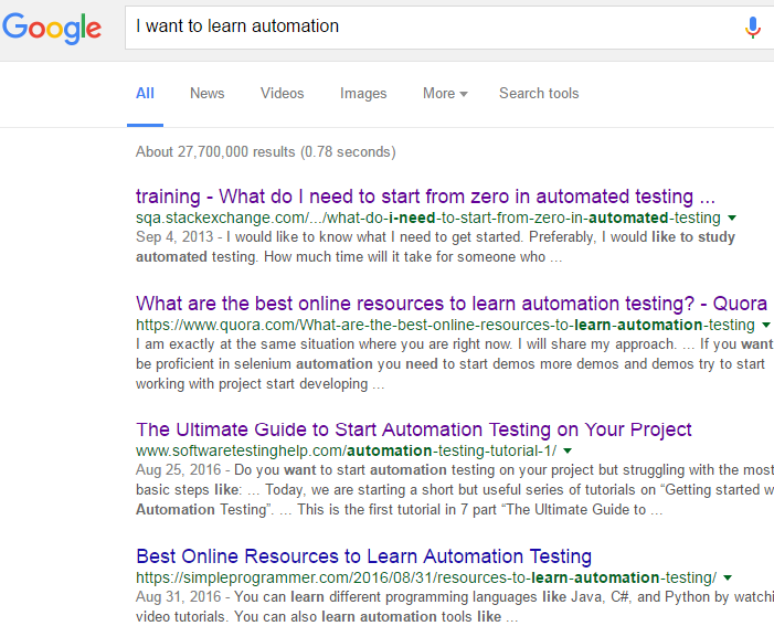 Test Automation - How to begin | Rizviews