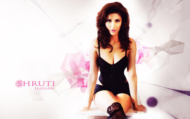 Shruti Hassan Hot Photo