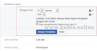 Cara Menghilangkan Tombol Pesan Facebook Agar Tidak Bisa Di Inbox