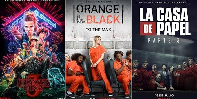 Lo que llega a Netflix Latinoamérica en julio 2019