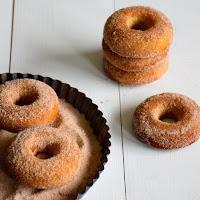 Donuts de canela