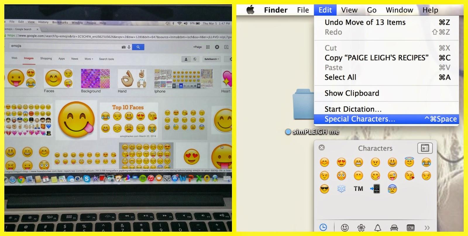 Microsoft word emoji