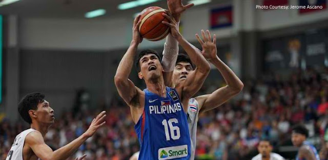 List of Game Schedules Gilas Pilipinas 2017 SEA Games Malaysia