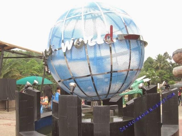 Harga Tiket The Jhon's Cianjur Aquatic Resort