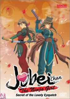 assistir - Jubei-chan the Ninja Girl: Secret of the Lovely Eyepatch - online