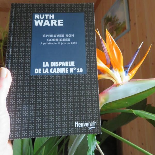 La disparue de la cabine n° 10 de Ruth Ware