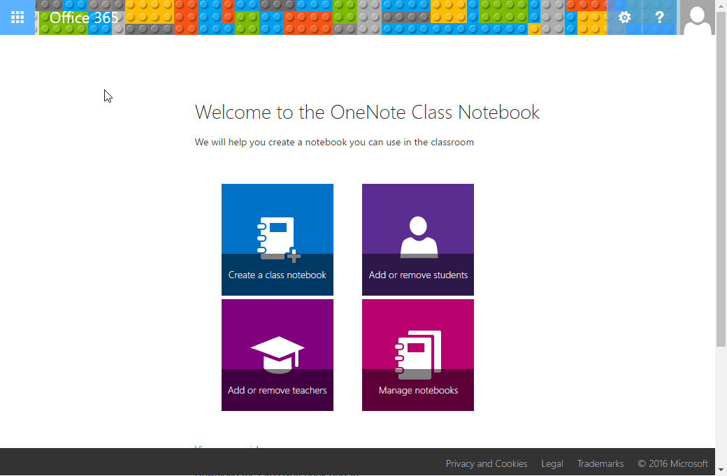 Start a new year with OneNote