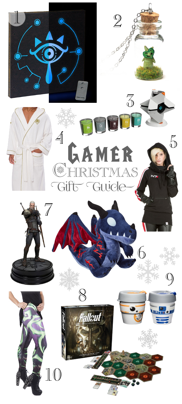 Christmas gift ideas gamers
