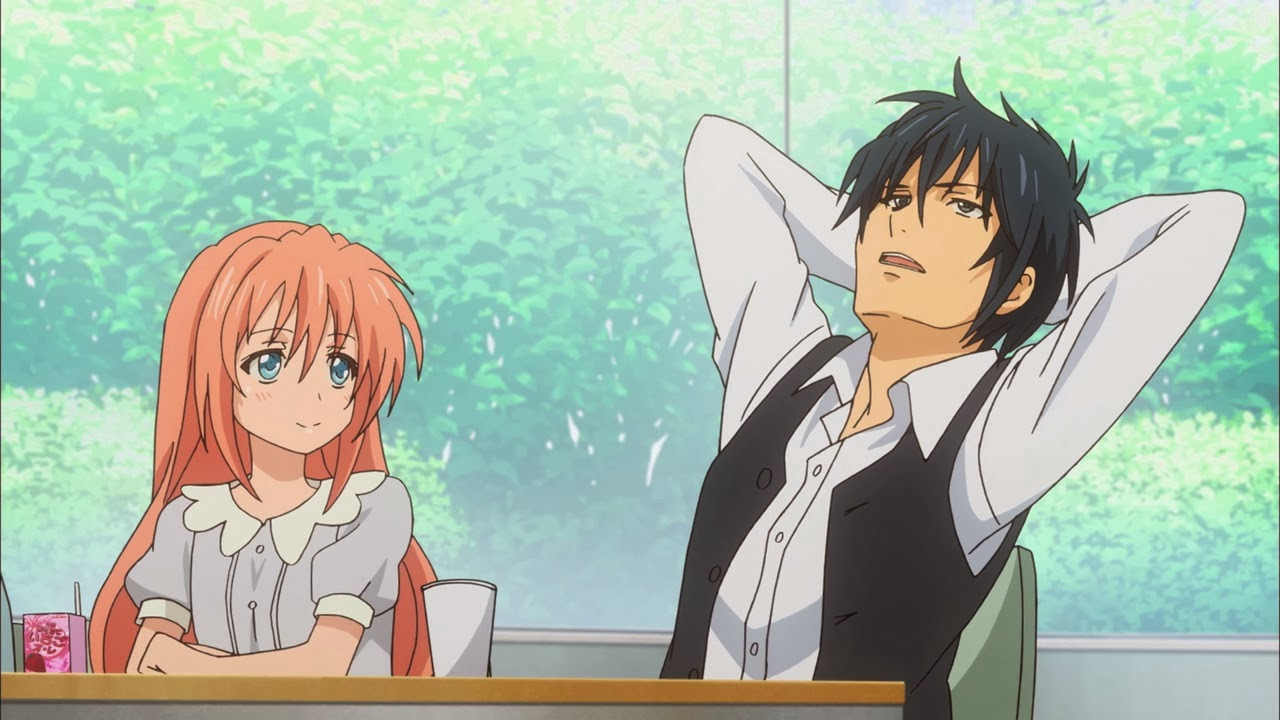 Golden Time - 04 - Lost in Anime