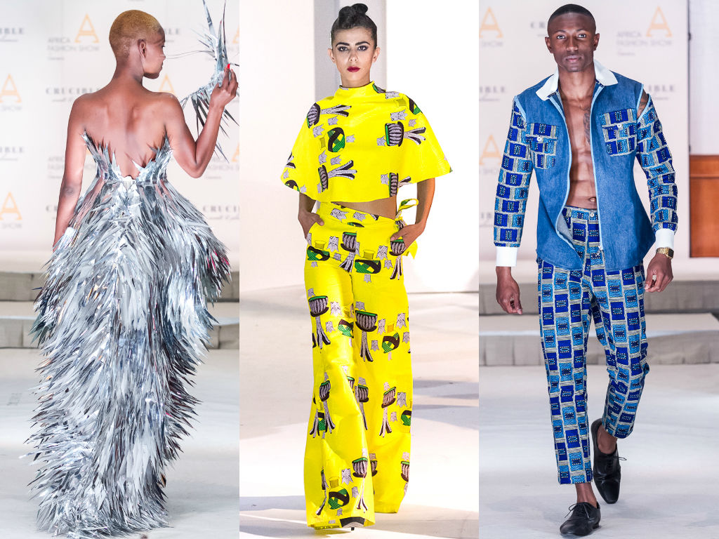 The Unknown Nigeria Blog 4th African Fashion Show Opens