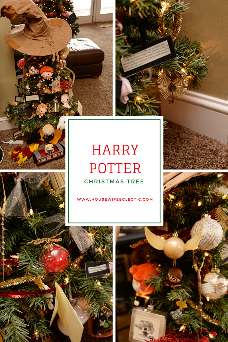 Harry Potter Christmas Ornament Christmas Cards
