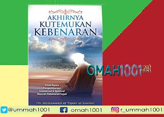 E-Book Gratis : Akhirnya Kutemukan Kebenaran, Omah1001.net