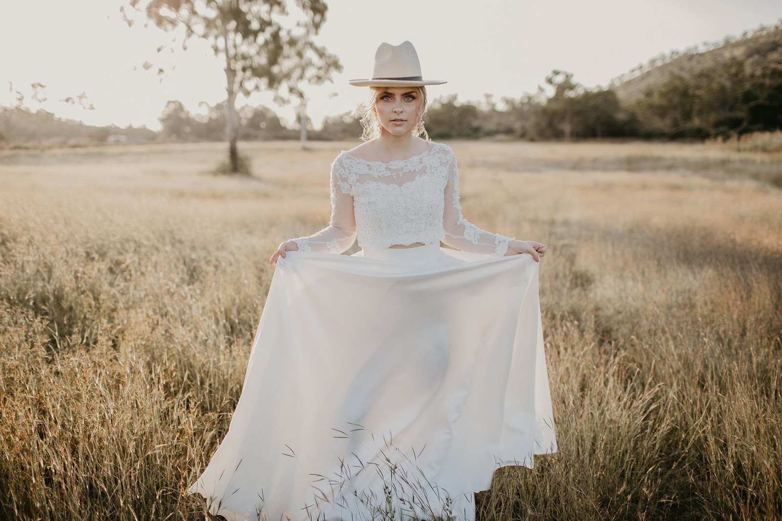 FIVE DESIGNERS OF BREATHTAKING BOHEMIAN BRIDAL COUTURE | QUEENSLAND