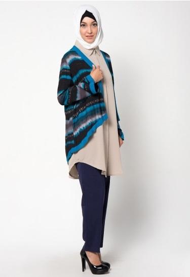 Model Desain Baju Batik Modern Terbaik Untuk Wanita Saat ...