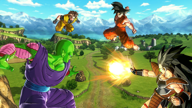 Dragon Ball XenoVerse Bundle Edition PC Download Free Gameplay