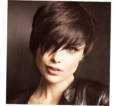 Photo of Hairstyles For Round Face And Short Neck Black Color