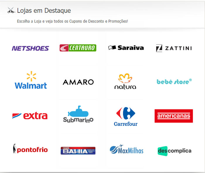 Economize ainda mais nas suas compras on-line com os cupons de desconto do Cupom Válido