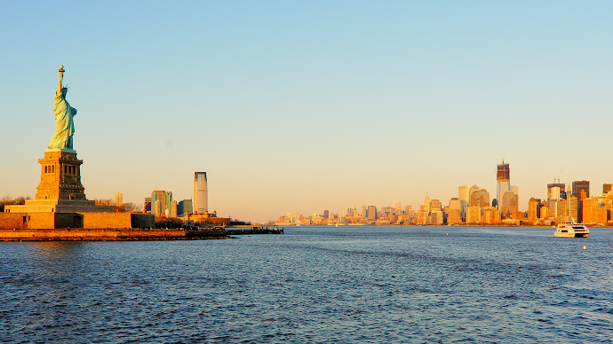 Wallpaper: Statue of Liberty - New York