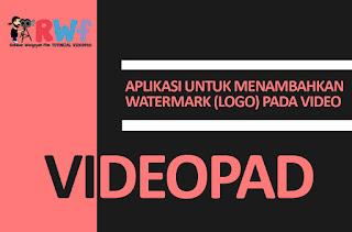 Aplikasi komputer untuk menambahkan logo atau watermark pada video
