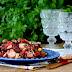 Salada de Polvo com Tomate e Coentros