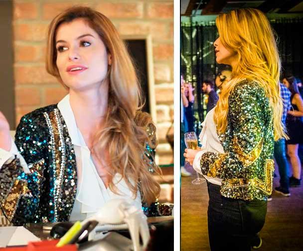 Diana Rock Story jaqueta