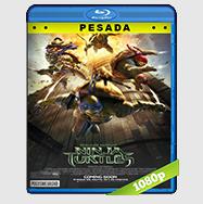 Las Tortugas Ninja (2014) HD BrRip 1080p (PESADA) Audio Dual LAT-ING