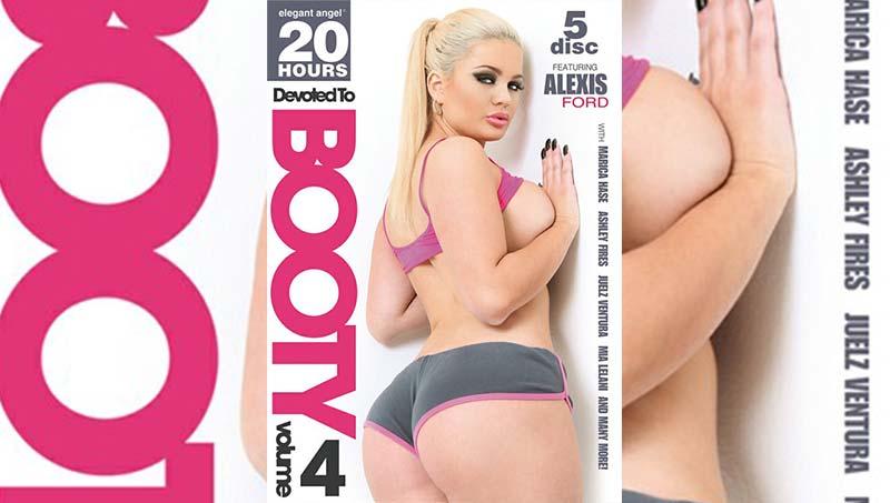 [18+] Devoted To Booty 4 DiSC5 XXX 2018 DVDRip x264 Movie Poster