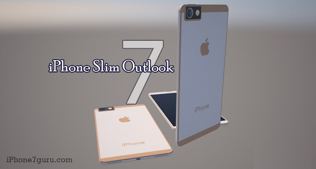 iPhone 7 Slim Outlook Picture