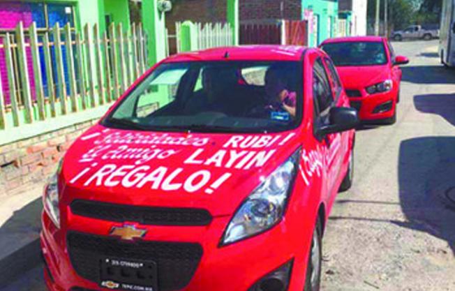 Valor tamaulipeco el alcalde roba poquito le regalo for Regalo roba usata