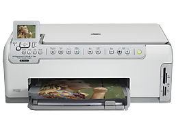 delivers stunning results at blazing speeds HP Photosmart C5150 Printer Driver Downloads