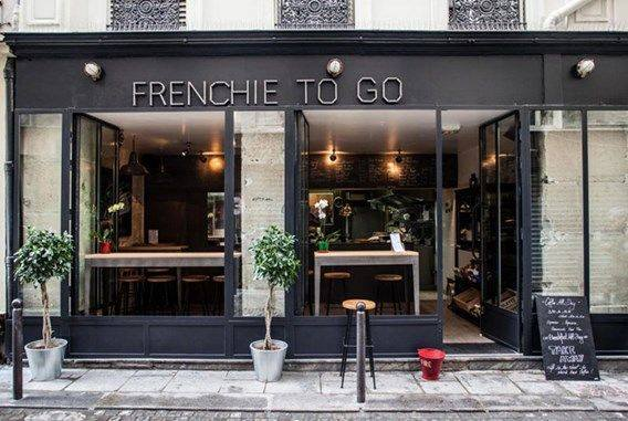 restoran Frenchie to Go paris