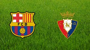Alineaciones probables del FC Barcelona - Osasuna