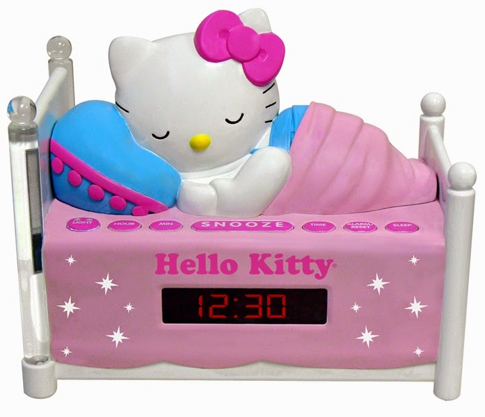 Gratis download gambar lucu hello kitty tidur