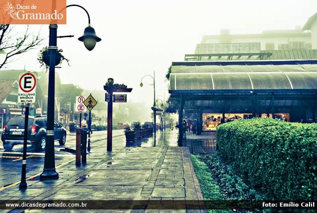 Caminhe pelas ruas de Gramado