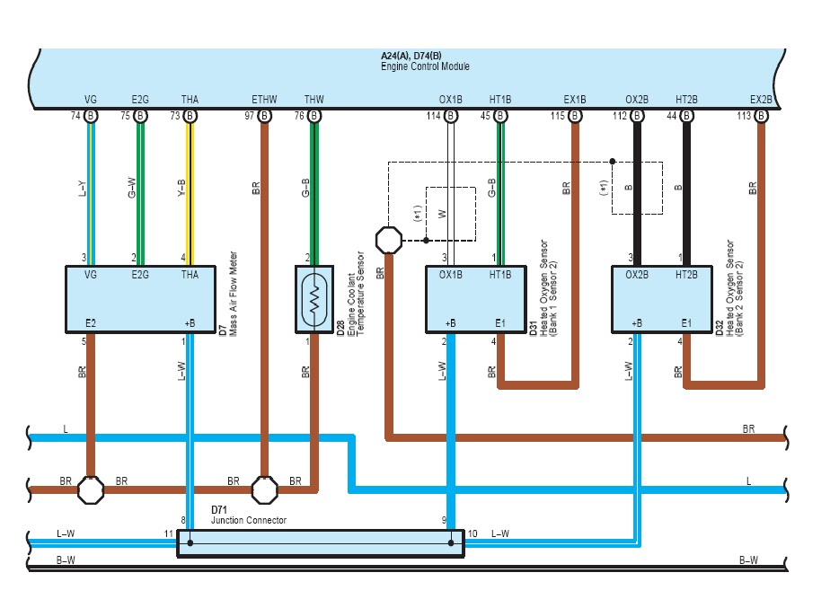 toyota tacoma wiring diagram on 2007 toyota corolla wiring diagram,  2009 toyota venza wiring diagram