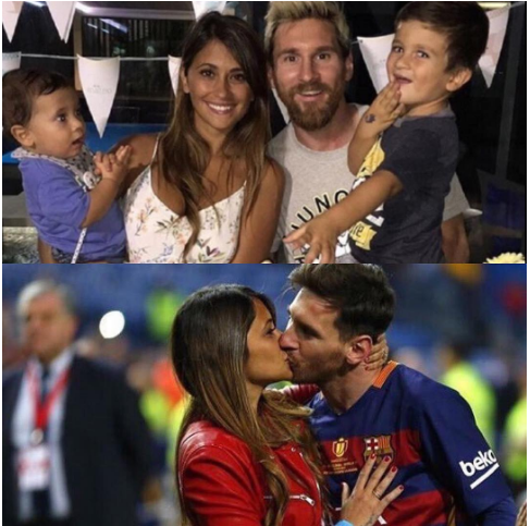 Lionel Messi set to wed his partner of 20 years, Antonella Roccuzzo next year!