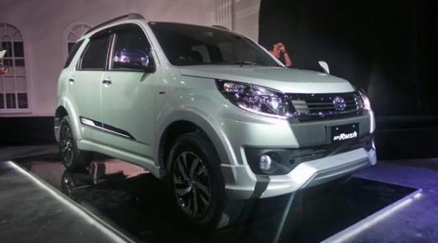 Harga Toyota New Rush Toyota Terbaru 2017