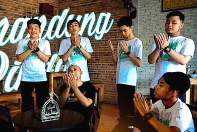 Video Dan Lirik Senandung Rindu Syubbanul Muslimin Gus Azmi Dkk