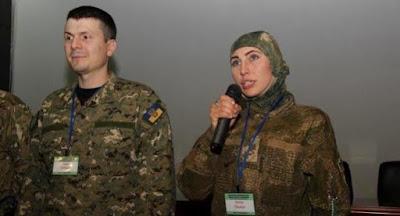 В Киеве совершено покушение на чеченского добровольца