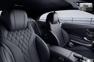 Nội thất Mercedes S500 Cabriolet 2019 màu Đen 961