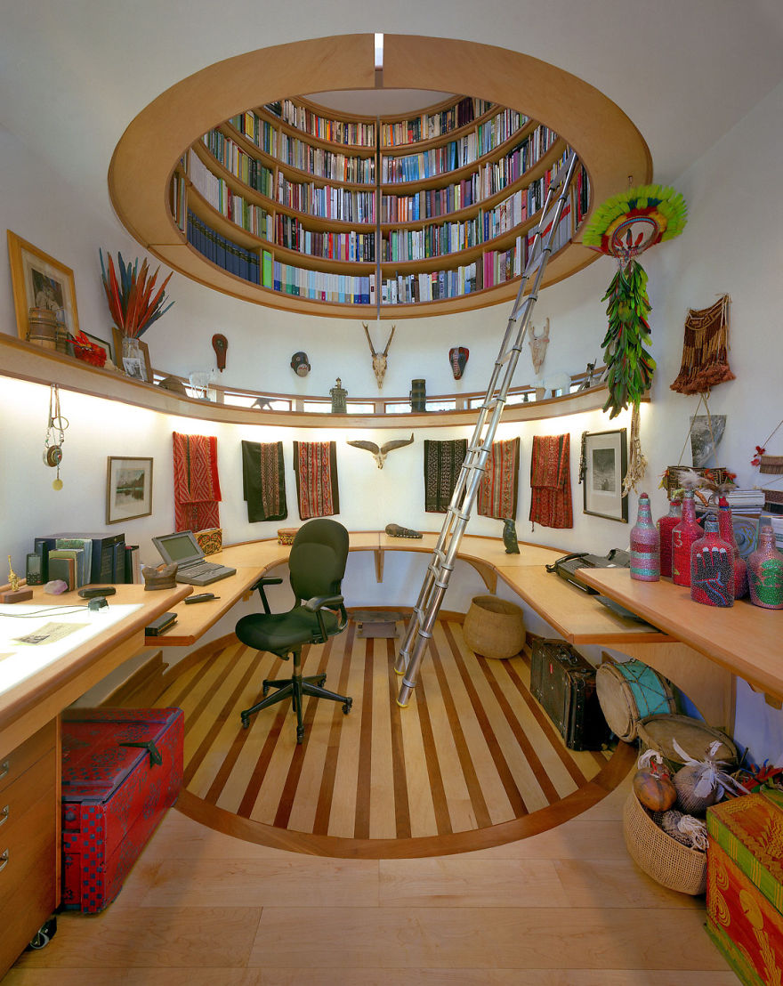 Ceiling Library