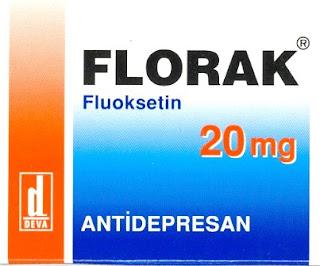 Florak 20 Mg 16 Kapsül