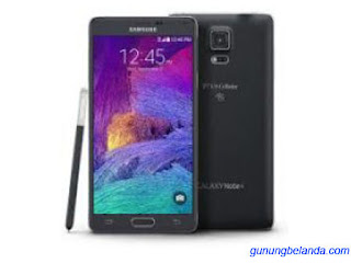 Cara Flashing Samsung Galaxy Note 4 Sprint SM-N910P
