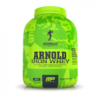 MusclePharm Iron whey